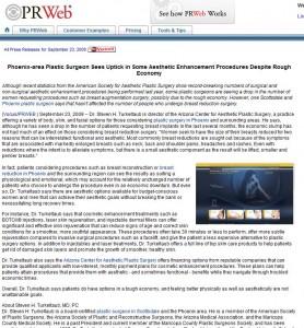 turk press release