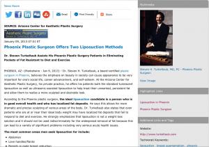 phoenix plastic surgeon, plastic surgery in phoenix, liposuction, breast augmentation